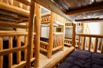 Bunk Room - 4 Sets of Twin Beds