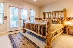 Master Bedroom King on the Lower Level