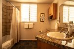 Upstairs - King Suite with Ensuite Bath
