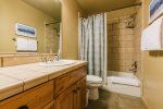 C104 - Upstairs - Full Guest Bath