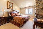Upstairs - Master Suite