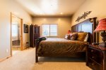 Main Level - Master Suite