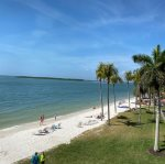 Private Beach at Sanibel Harbour Resort