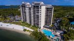 Harbour Tower Condo Building with Pool and Beach