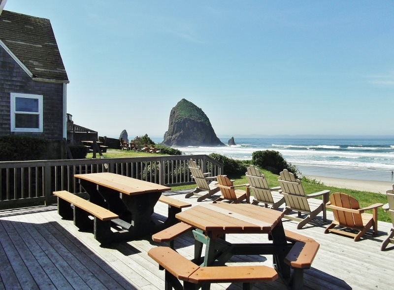 Cannon Beach Vacation Rentals in Oregon