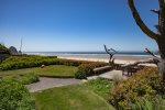 This desirable, oceanfront home is steps from downtown Cannon Beach