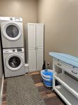 Second Level Laundry Room