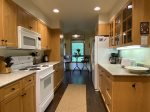 Nicely Updated and Well Equipped Modern Kitchen