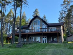 Modern Whitefish Home in quiet neighborhood ***New Listing***