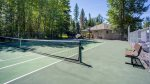 Mountain Harbor`s Tennis Court