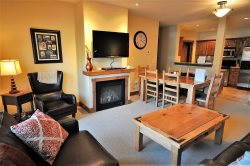 3 Bed, 2 Bath Condo at Whitefish Mountain Resort in The Pines Building