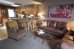 Custom Condo at Mountain Harbor Close to Whitefish Lake