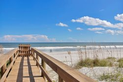 Oceanfront 2 Bedroom Condo in Jacksonville Beach