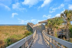 Beautifully remodeled Ocean Gallery Town home in St. Augustine Beach