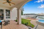 Enjoy the waterfront from Bridge Tender in beautiful St. Augustine