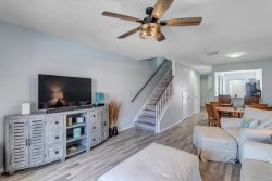 Sea Place Townhome with Private Beach