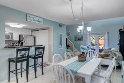 The Salty Saint, 2-bedroom townhome in Vilano Beach
