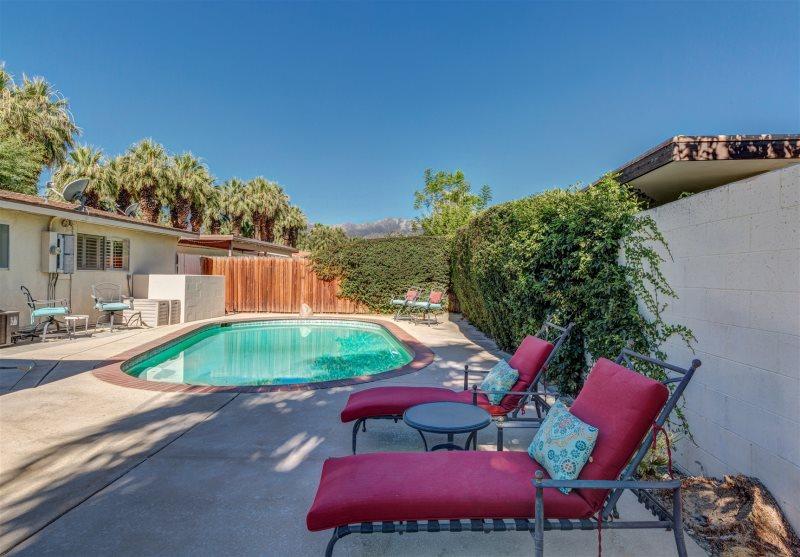 Rancho Mirage Vacation Rental - CHAP150 - 2 BDRM, 2 BA