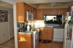 Fully Equipped Kitchen with Everything You`ll Need