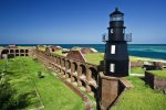 Ft Jefferson at Dry Tortugas for a great day trip