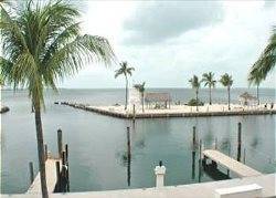 Islamorada vacation rental with gorgeous marina & bayview with boat slip!