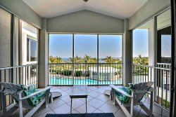 Spectacular Lagoon Pool and Oceanview! 407 Mariners Club Key Largo