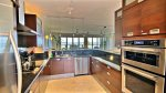 Well designed kitchen with top-of-the-line stainless appliances