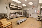 Ballroom with kitchen facilities available for add`l fee