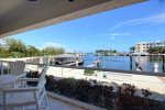 Chic marina front villa! 114 Mariners Club Key Largo