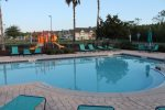 huge heated clubhouse pool, plus two smaller pools