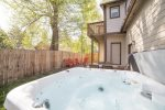 Private Hot Tub in Fenced Backyard, Pet Friendly