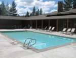 River Wild in Mt. Bachelor Village Resort Community pool and hot tub