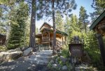 Beautifully appointed Bend Oregon vacation home on Tumalo Creek