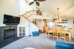 Large private master king suite w gorgeous views
