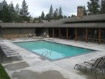 Community Pool in River Wild of Mt. Bachelor Village Resort, Sleeps 8, Pet Free