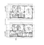 Floor Plan of NW Union, Sleeps 10, Pet Friendly Air Conditioning, Downtown Bend