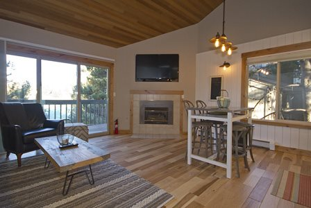 Mount bachelor vacation rental