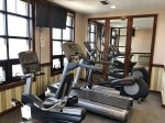 RIMFIRE WORKOUT ROOM