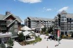 Panoramic Summer Views Of The Snowshoe Village