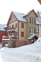 Sawmill Village Gatehouse 2 -at the Sanctuary -4 story charming home with loft!   4 WHEEL DRIVE MANDATORY!