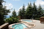 Rimfire Hot Tubs with Views