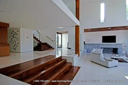 Naturally lighted with high ceilings