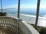 Balconies throughout this home overlook world famous La Jolla beach