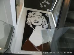 Marilyn Monroe decor