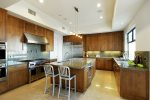Magnificent and Spacious Chef`s Delight Kitchen