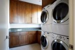 Spacious Dual Waher / Dryer in Laundry Room
