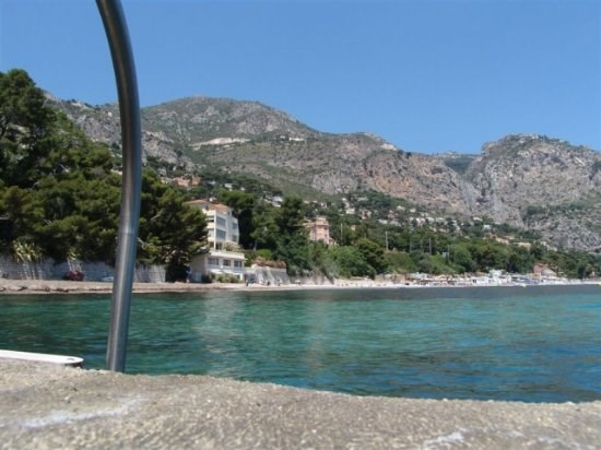In magic Eze bord de mer, hidden jewel of the French Riviera