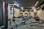 Onsite Work Out Facility