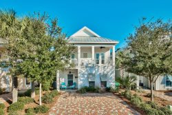 Lost Shaker of Salt-  Newest Home to the Rental Market in Villages of Crystal Beach. Upscale and Located on the South end closest to the beach!!!