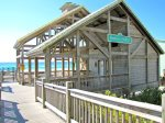 Emerald Shores Private Beach Pavilion